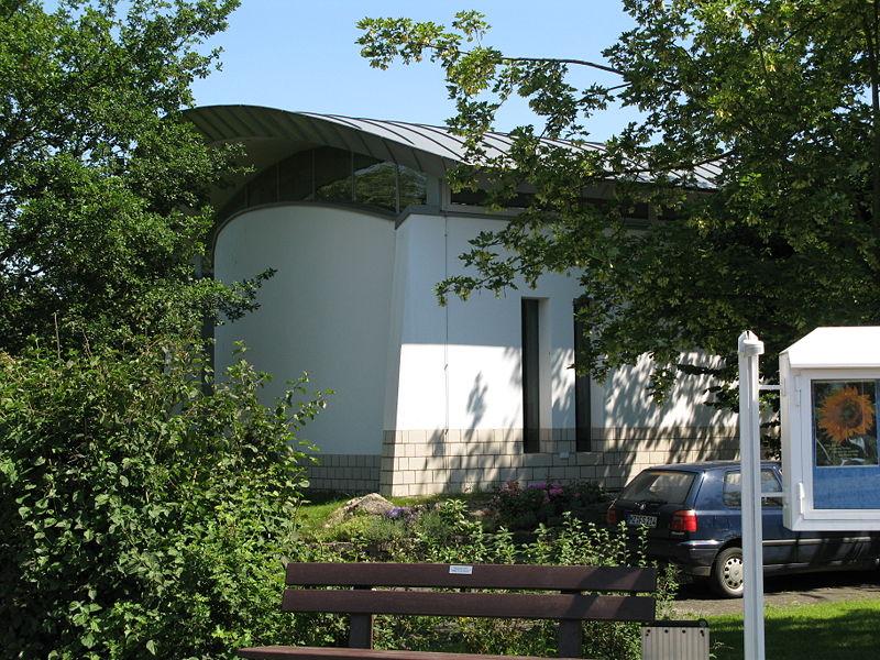 Evangelisches Gemeindezentrum von Benedikt Kleis